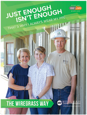 Just enough isn't enough poster campaign